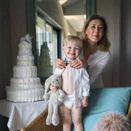 Mon fils, moi & les gâteaux !